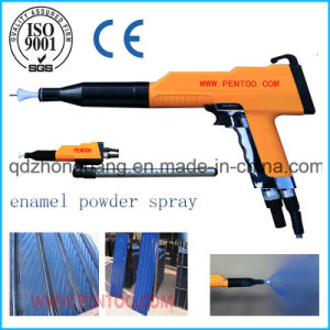 Electrostatic Spraying Painting of Powder Coating Spray Gun pictures & photos