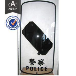 High Quality Police Tactical PC Anti Riot Shield pictures & photos
