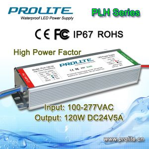LED Power Supply Plh-120W pictures & photos
