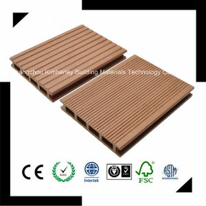 150*25 Durable Natural Anticorrosive WPC Laminate Outdoor Flooring pictures & photos