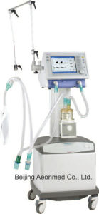 Adult ICU Ventilator with Air Compressor pictures & photos