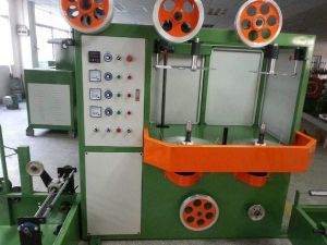 Wire Cable Single/Double Layers Taping Machine pictures & photos