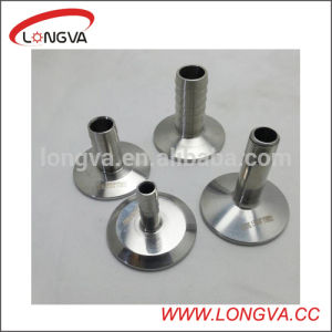 Stainless Steel Clamped Hose Barb Connectors pictures & photos