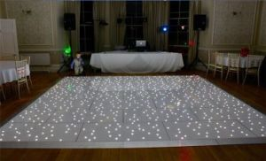 LED Starlit Dance Floor in Stage Lighting Effect for Wedding pictures & photos
