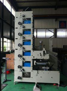 Label (Logo) Flexo Printing Machine pictures & photos