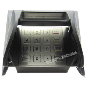 Outdoor Stainless Steel Keypad for Electronic Lockers/Access Control Keypad pictures & photos