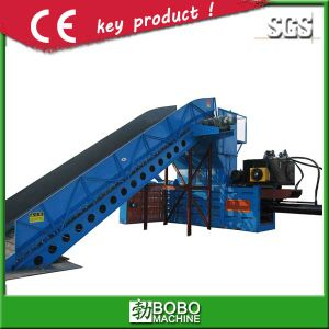 Hydraulic Horizontal Hay Baler Machine pictures & photos