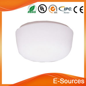 Traditional Flush Mount Ceiling Product LED Lighting with White Light