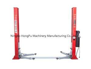 Our Factory Produces Hydraulic Car Lift in OEM 9000lbs Two Post Car Lift