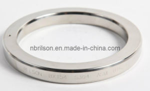 API R/Bx/Rx Rtj Ring Joint Gasket (RS2) pictures & photos