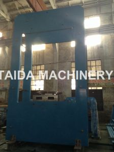 Rubber Oil Seals Vulcanizing Press Vulcanizer Machine Factory Plant Manufacturers pictures & photos