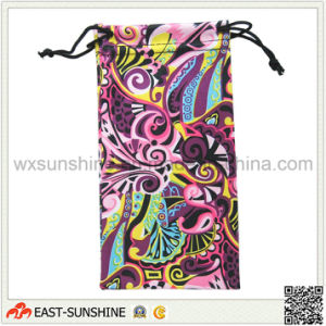 Digital Transfer Printing Beautiful Sunglasses Protect Bags pictures & photos