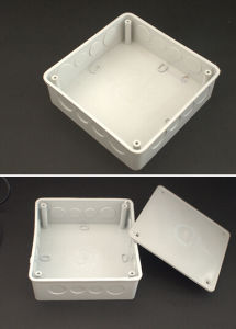 PVC Enclosure Box Distribution Box Switch Box Junction Box pictures & photos
