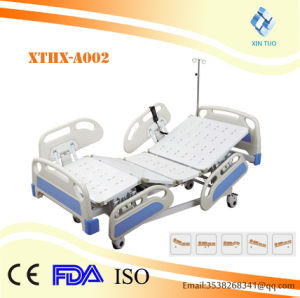 Ce Approval Good Quality Carbon Steel Electric ICU Bed Price for Hospital Patient pictures & photos