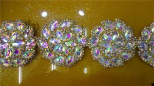 Wolesale Bridal Rhinestone Sash, Crystal Beaded Wedding Dress Belt
