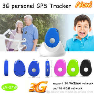 3G Network Mini Portable GPS Tracker with Two Way Communication (EV-07W) pictures & photos