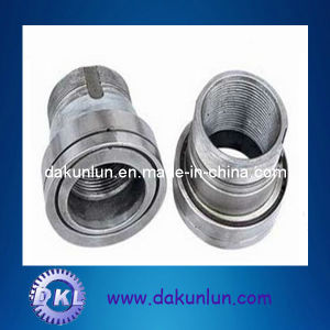 Custom CNC Turned Stainless Steel Bearing Bushing pictures & photos