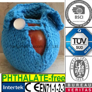 Knit Sweater Apple Orange Fruit Cover Cozy pictures & photos
