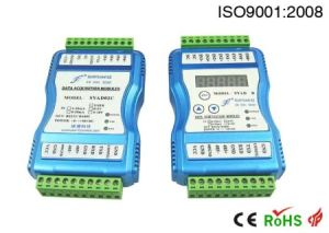 8 Channels 4-20mA/0-10V/5V to RS232/RS485 Converter (each channel non-isolation) pictures & photos
