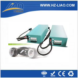 LiFePO4 Battery Pack 72V 120ah for Telecom UPS / Solar System (LAF72V/120Ah) with CE, SGS