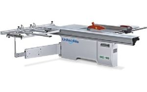 Me-90 High Precision Woodworking Sliding Table Panel Saw pictures & photos