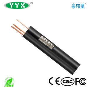 CE/FCC/Bc Rg59/RG6 Combined Cable/CCTV Cable