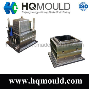 Plastic Injection Crate Mould for Logistic / Basket Mould pictures & photos