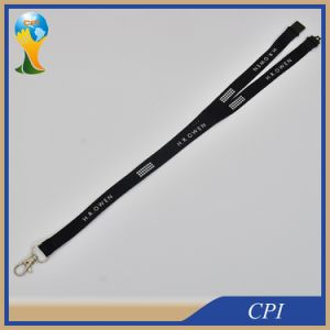 Silk Screen Printing Neck Lanyard for Event pictures & photos