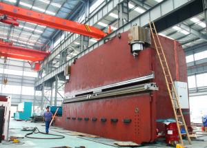Pbh-1200ton/7000 Sheet Metal CNC Hydraulic Press Brake pictures & photos