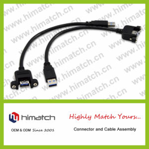 USB 2.0 Cable a Male to B Male pictures & photos