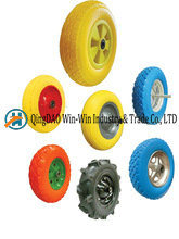 PU Foam Wheel Used on Wheel Barrows (4.80/4.00-8) pictures & photos
