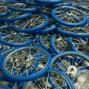 "Bicycle-Sharing TPE TPU TPR Flat Free Tire 20"" 22"" 24"" pictures & photos"