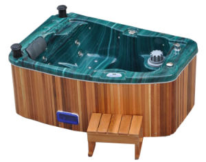 2 People Mini Outdoor Massage Bathtub (JCS-21) pictures & photos