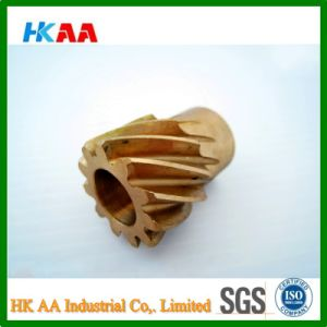 Customized CNC Milling Oil Pump Gear (brass) pictures & photos