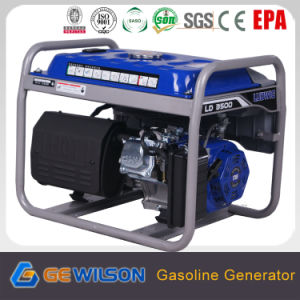 3.3kw Single Phase Air Cooling Petrol Gasoline Generator pictures & photos