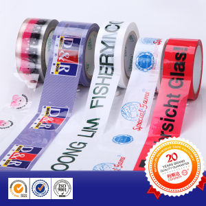 All Kinds of Printing Package Tape pictures & photos