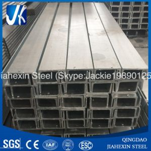 JIS Standard Steel Channel Bar for Construction pictures & photos