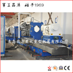 Heavy Horizontal CNC Lathe for Machining 8000 mm Cylinder (CG61200) pictures & photos