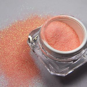 Fluorescent and Matte Glitter Powder for Paint pictures & photos