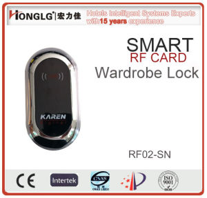 Latch Quality Sensor Card Cabinet Lock (RF02) pictures & photos