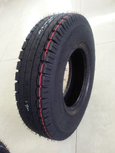 Super Quality Heavy Duty Tricycle Tyre 4.00-8 pictures & photos