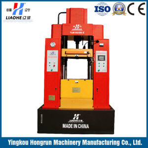 Hydraulic Drawing Machine Double-Action, Ylm100/304-K pictures & photos