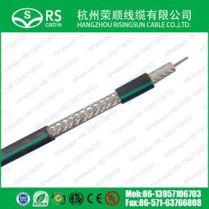 RG6 Skin Foam Skin (SFS) PVC 75ohm CATV Coaxial Cable