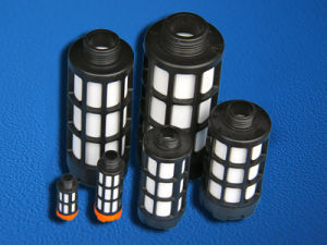 Pneumatic Plastic Silencer/Muffler PSU (G1/2) pictures & photos