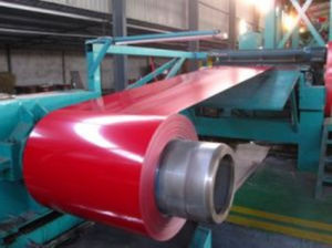 Best Quality PPGI Steel Coil to Building