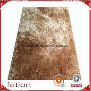 Fashion Plain Color Designs Area Rug Floor Shaggy Carpet pictures & photos