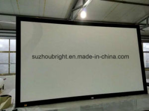 400 Inch Projection Screen 500 Inch Projector Screen Fixed Frame Screen