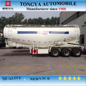 Tongya 30cbm -110cbm Tri-Axles Bulk Cement Tank Trailer pictures & photos