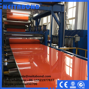 High Glossy PE/PVDF Acm/ACP Polyester Aluminium Composite Panel for Sign and Display pictures & photos