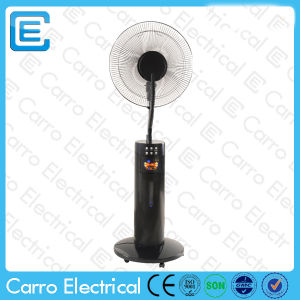 110V/220V Home Use CE RoHS Quality Water Bottle Lowes Misting Fan with Remote Control CE1606
